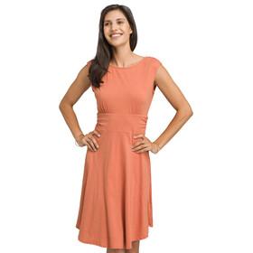 Prana Jola Dress Women toasted terracotta